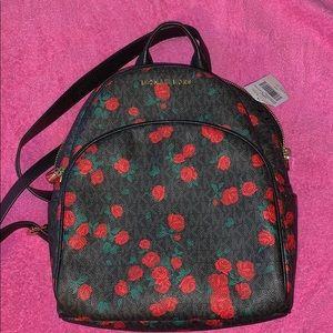 Micheal Kors backpack !